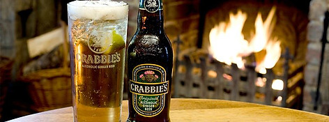 CRABBIE'S GINGER BEER - UNITED KINGDOM