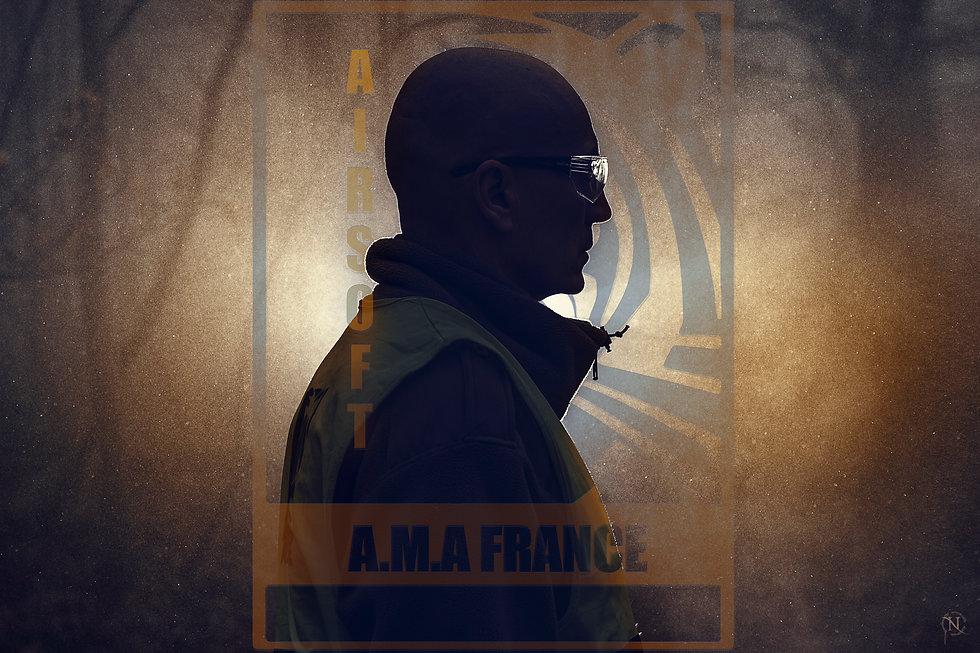 Tigre, gérant d'A.M.A FRANCE