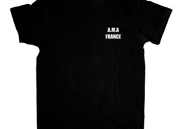 T-SHIRT A.M.A FRANCE