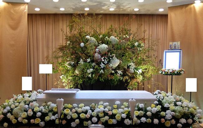花祭壇トップ画像