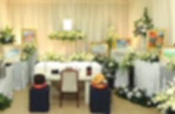 オーダーメイド花祭壇 一例