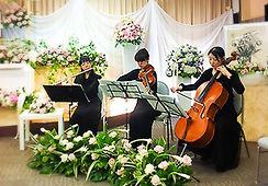 葬儀 花祭壇 実例②-2