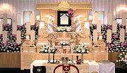 白木祭壇イメージ