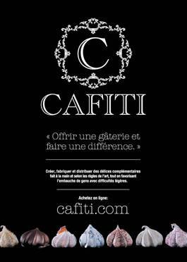 Promo pour Cafiti