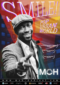 Affiche pour Smile de Moh Dediouf
