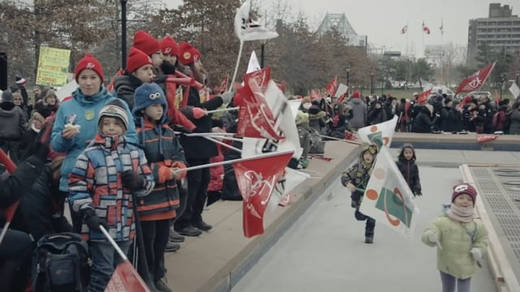 FAE - Manifestation du 9 décembre 2015