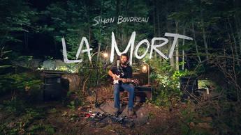 Simon Boudreau - La mort