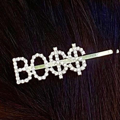 Boss Babe Hair Pin