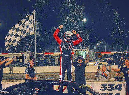 A New Late Model Young Gun Emerges at Montgomery