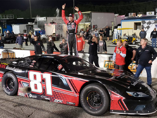 Colby Howard WINS debut start at 5 Flags Speedway!