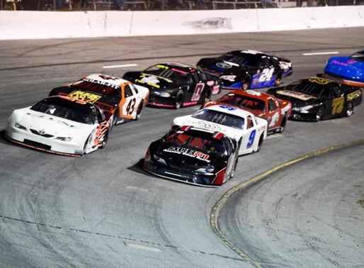 Sammy Smith at New Smyrna Speedway