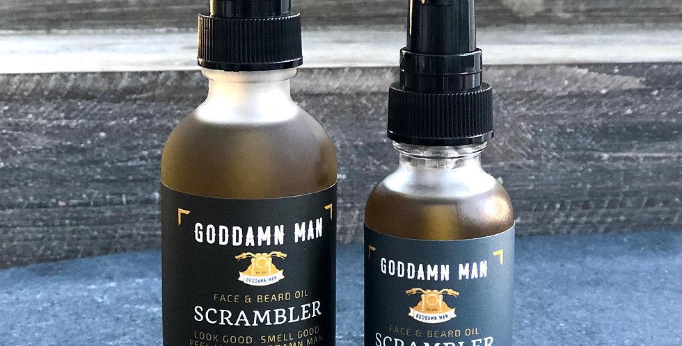 Scrambler Beard Oil