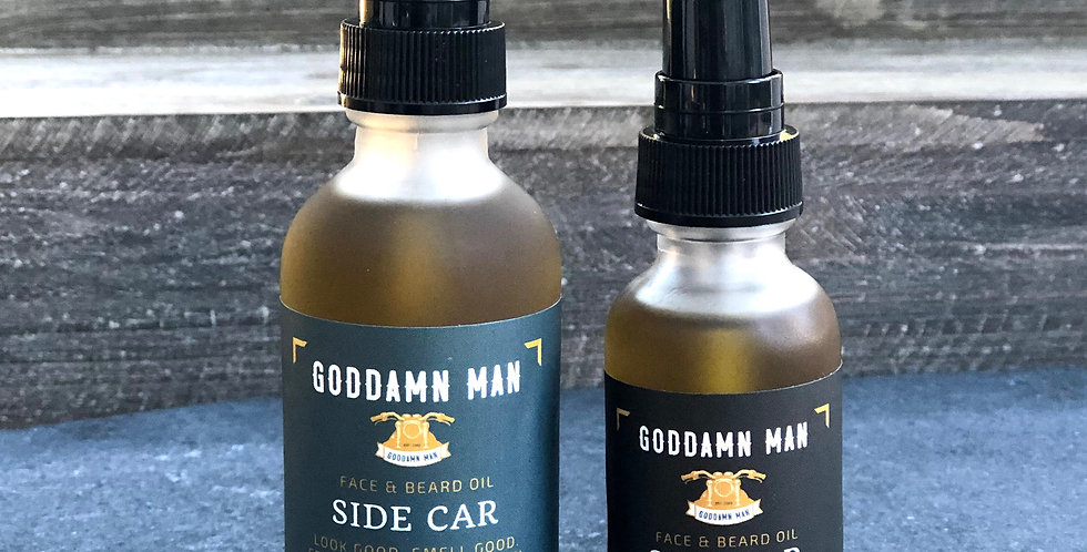 Side Car Beard Oil