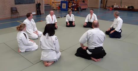 Aikido intensive in Weesp, 23-3 2019