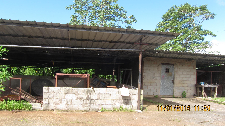 livestock area