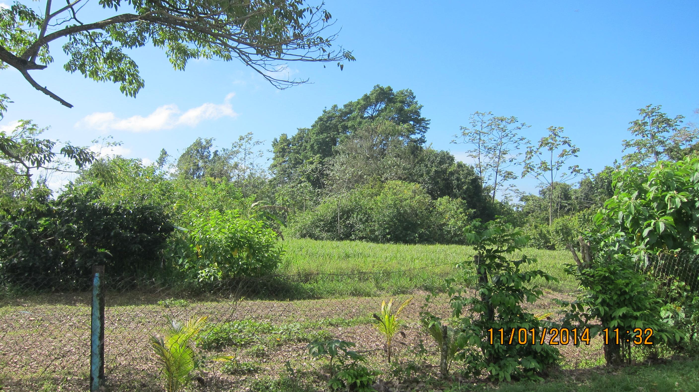 proposed farming area