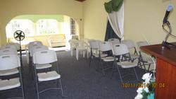 new fellowship hall