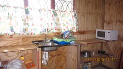 Organising kitchen area