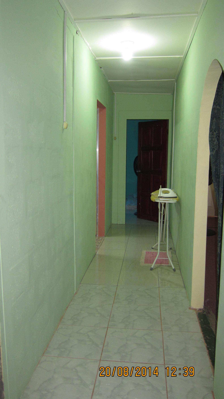 new corridor view