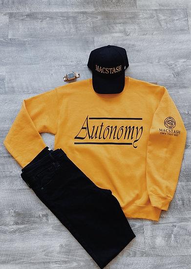 Autonomy Collection - Crew Neck