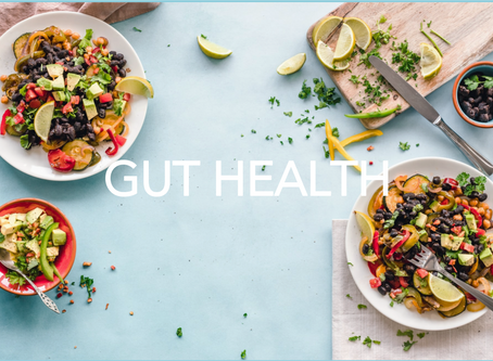 THE GUT-BRAIN AXIS AND YOU.