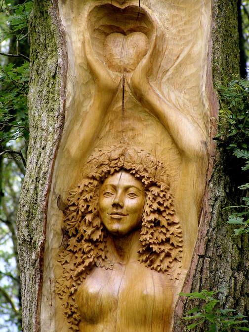 Oak Maiden