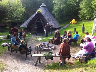 A summer gathering