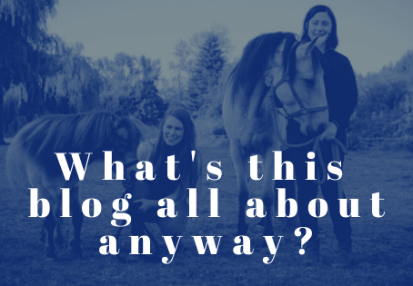 The Inaugural Blog Post!