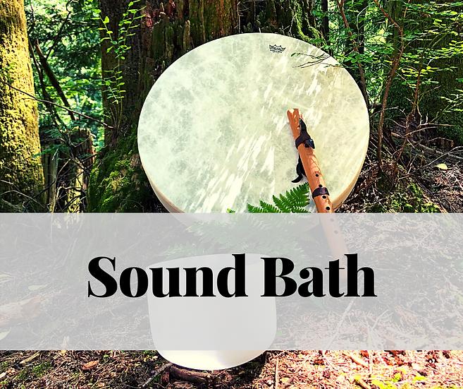 Sound Bath - Nov. 24, 2020