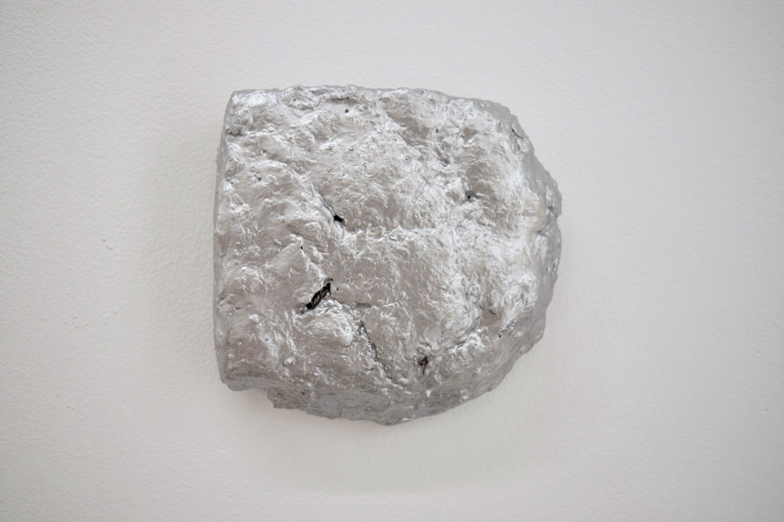 Silver deblis