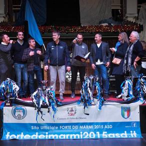Grande festa in Capannina per il Forte dei Marmi 2015