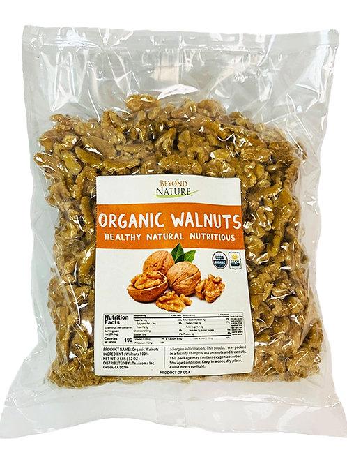 Organic Raw Walnuts
