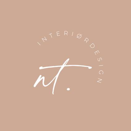 Logodesign for NT Interiørdesign