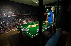Bursdagsrom - fotballrommet