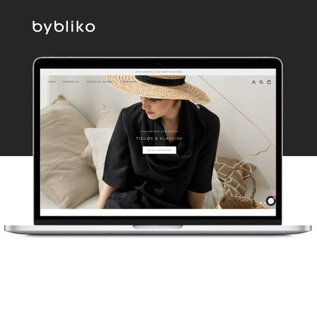 Nettbutikk for bybliko.no