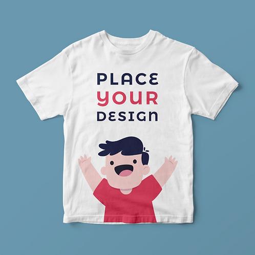 Eget design t-skjorte