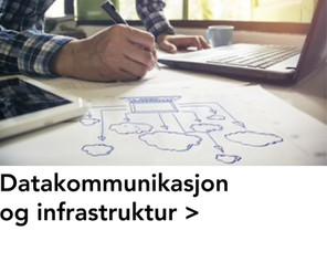 Datakommunikasjon og infrastruktur