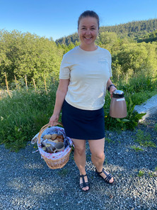 Onsøyen-frokost levert av Gunhild