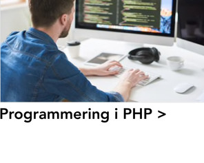 Programmering i PHP