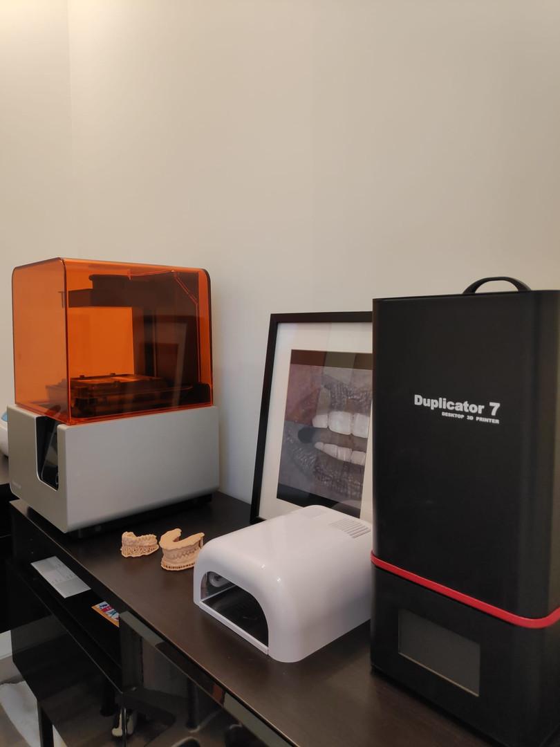 Sala de Impressão 3D