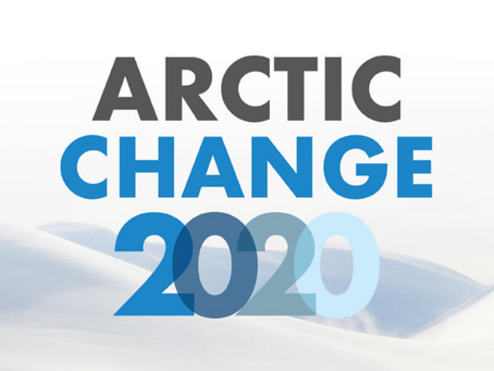 ECRG at Arctic Change 2020 Virtual Conference