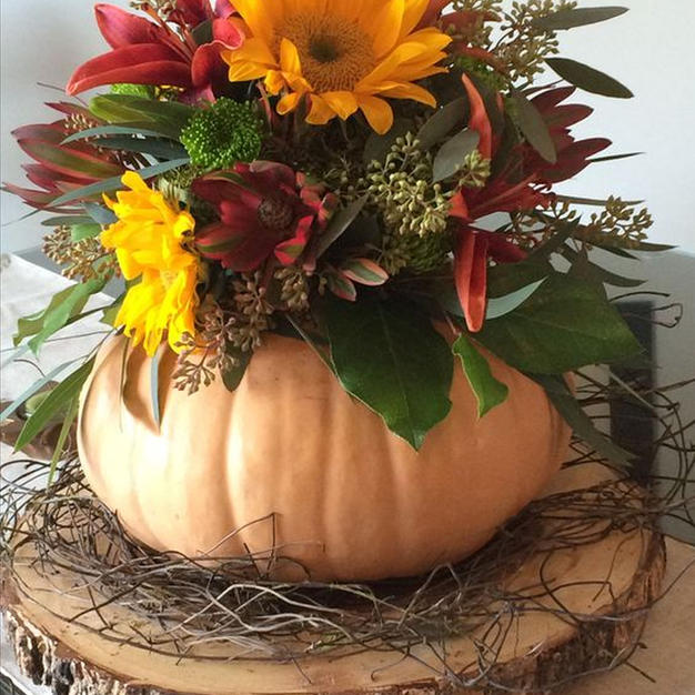 Fun Ways to Decorate with Gourds & Pumpkins