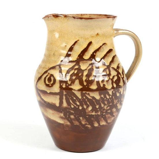 Slipware Pottery Jug