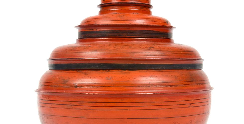 Burmese Offering Bowl