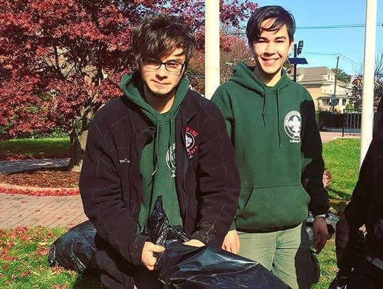 Kearny Scout Completes Eagle Project