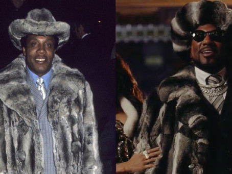 """Jeezy pays homage to iconic drug kingpin Frank Lucas in his latest """"Almighty Black Dollar"""" video."""