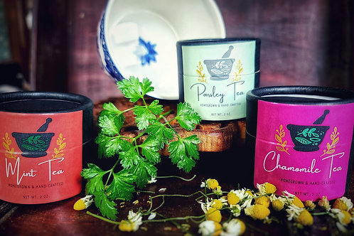 Tea Sampler Set