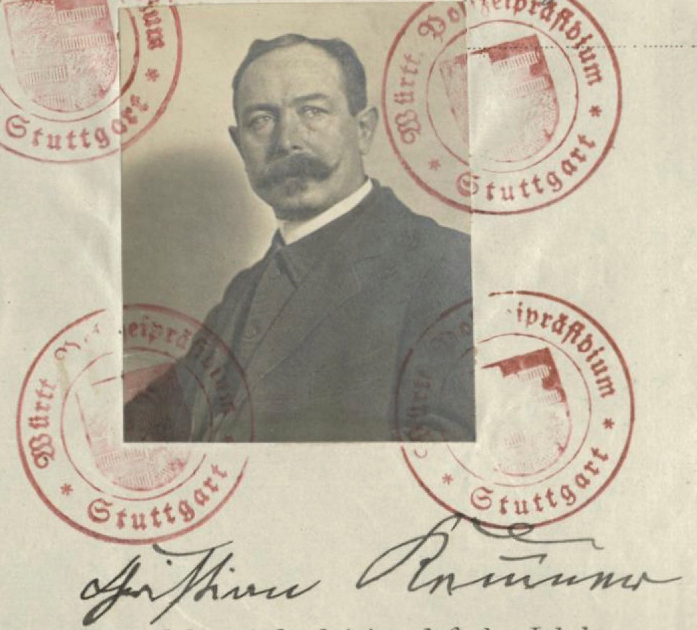 Christian Kemmner Passakte Passfoto