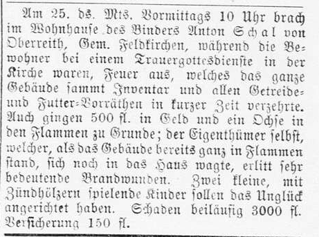 Oberreit Schaal Rosenheimer Anzeiger
