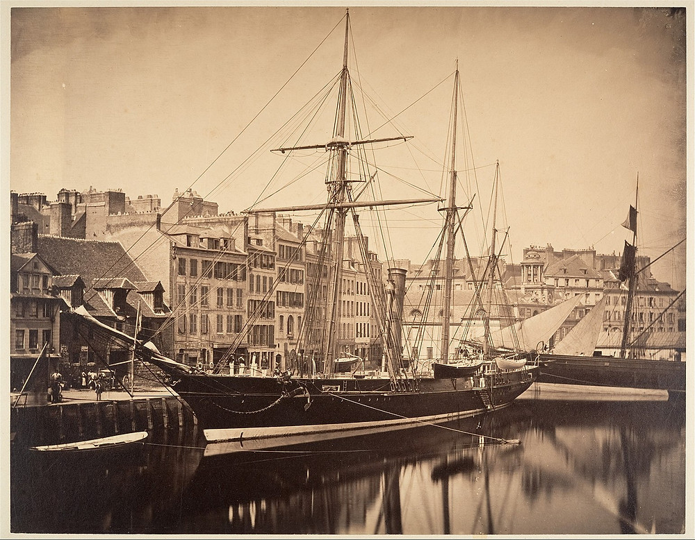Le Havre Gustave Le Gray